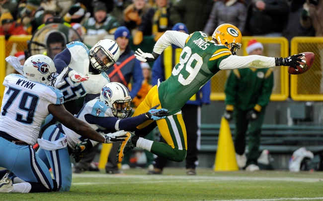 Tennessee Titans vs. Green Bay Packers Pick-Odds-Prediction - 8/9/14