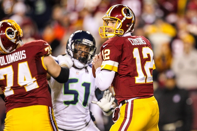 Seattle Seahawks at Washington Redskins 10/6/14 NFL Monday Night Football Pick, Odds, and Prediction