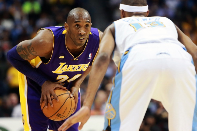 Los Angeles Lakers vs. Denver Nuggets 10/6/14