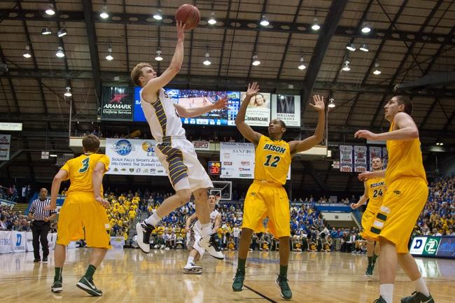 South Dakota State vs. North Dakota - 11/21/14 College Basketball Pick, Odds, and Prediction