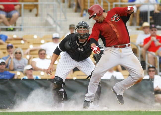 Chicago White Sox vs. Arizona Diamondbacks MLB Pick, Odds, Prediction 5/9/14