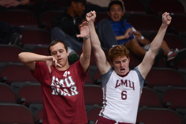 Portland Pilots vs. Loyola Marymount Lions - 2/14/15 College Basketball Pick, Odds, and Prediction