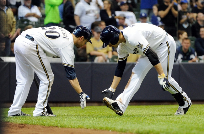 Milwaukee Brewers vs. Los Angeles Dodgers Pick-Odds-Prediction - 8/8/14