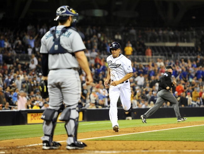 Seattle Mariners vs. San Diego Padres MLB Pick, Odds, Prediction - 6/16/14
