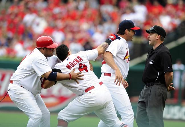 St. Louis Cardinals vs. San Francisco Giants MLB Pick, Odds, Prediction 5/29/14