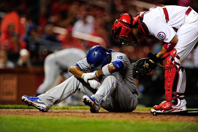 St. Louis Cardinals vs. Kansas City Royals MLB Pick, Odds, Prediction 6/2/14