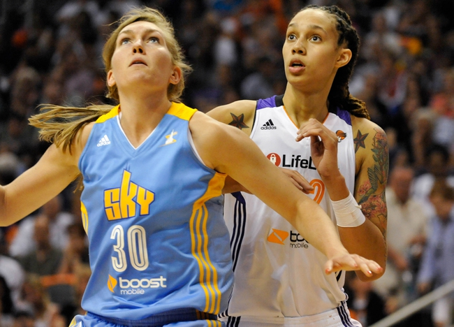 Chicago Sky vs. Phoenix Mercury WNBA Pick, Odds, Prediction - 9/7/14