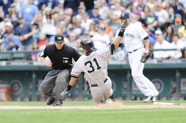 New York Yankees vs. Seattle Mariners MLB Pick, Odds, Prediction - 4/29/14
