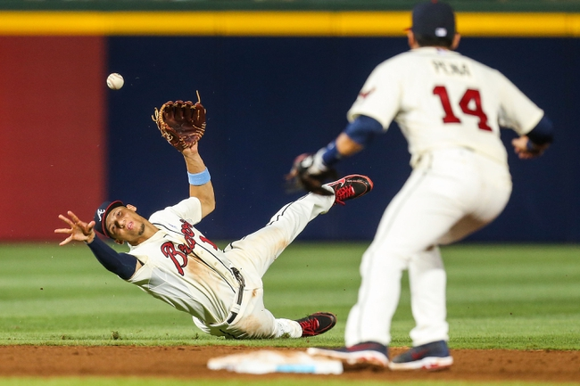 Atlanta Braves vs. San Francisco Giants MLB Pick, Odds, Prediction 5/2/14