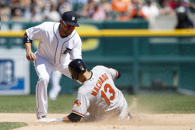 Detroit Tigers vs. Baltimore Orioles MLB Pick, Odds, Prediction 4/4/14