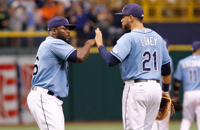 Detroit Tigers vs. Tampa Bay Rays MLB Pick, Odds, Prediction - 7/3/14