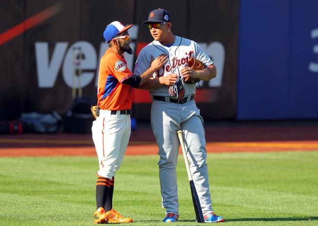 Detroit Tigers vs. San Francisco Giants MLB Pick, Odds, Prediction - 9/5/14