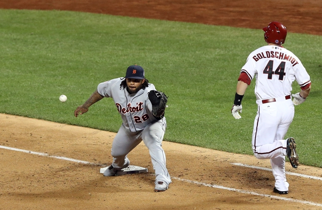 Arizona Diamondbacks vs. Detroit Tigers MLB Pick, Odds, Prediction - 7/21/14