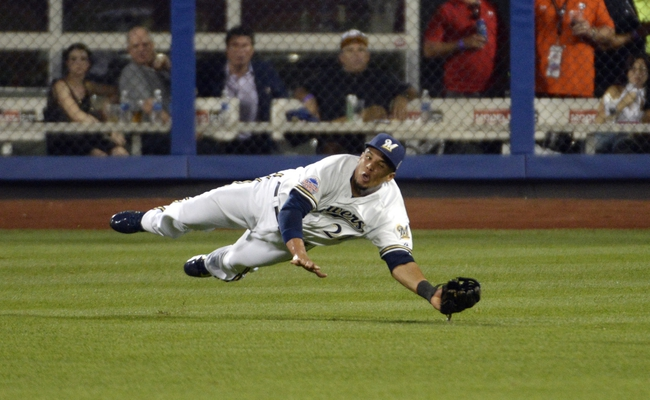 Brewers at Tigers - 5/18/15 MLB Pick, Odds, and Prediction