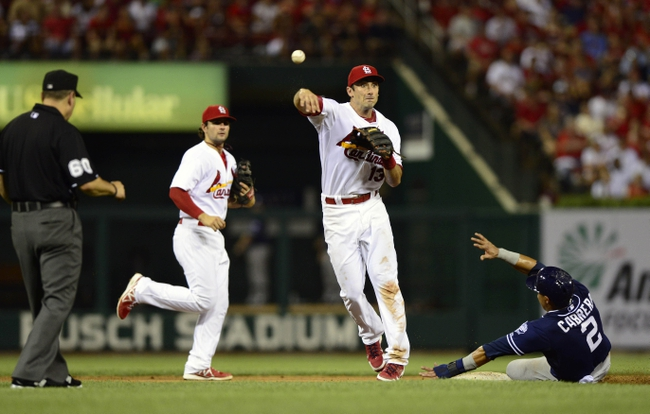 San Diego Padres vs. St. Louis Cardinals MLB Pick, Odds, Prediction 7/29/14