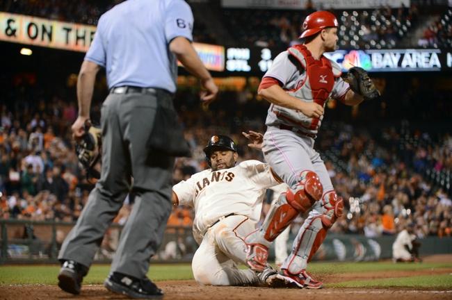 Cincinnati Reds vs. San Francisco Giants MLB Pick, Odds, Prediction 6/3/14