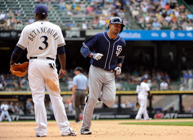 Milwaukee Brewers vs. San Diego Padres MLB Pick, Odds, Prediction - 4/21/14