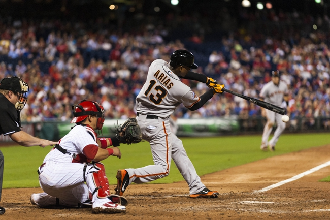 Philadelphia Phillies vs. San Francisco Giants MLB Pick, Odds, Prediction - 7/21/14