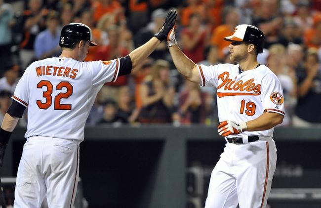 Baltimore Orioles vs. Houston Astros MLB Pick, Odds, Prediction - 5/9/14