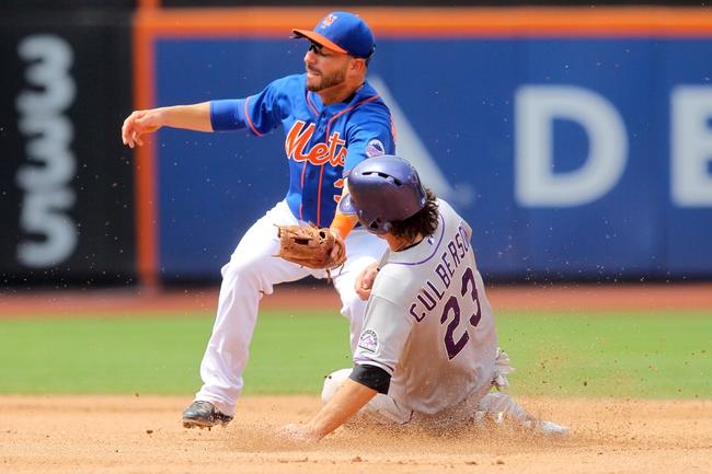Colorado Rockies vs. New York Mets MLB Pick, Odds, Prediction - 5/1/14