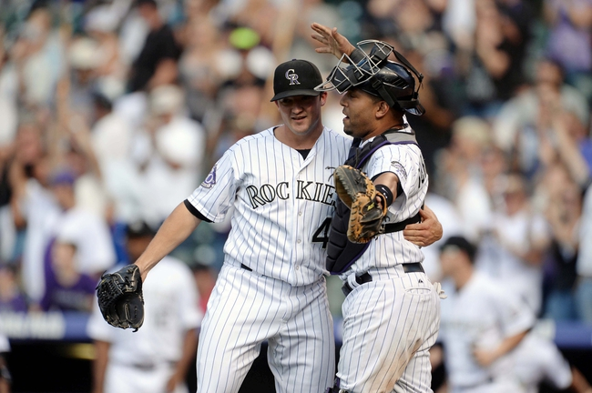 Pittsburgh Pirates vs. Colorado Rockies  MLB Pick-Odds-Prediction - 7/18/14