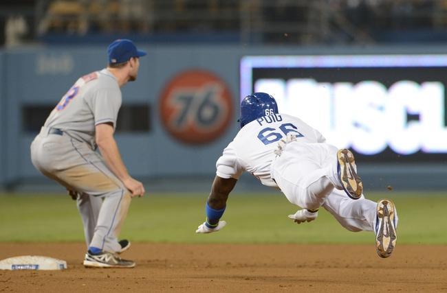 New York Mets vs. Los Angeles Dodgers MLB Pick, Odds, Prediction 5/20/14