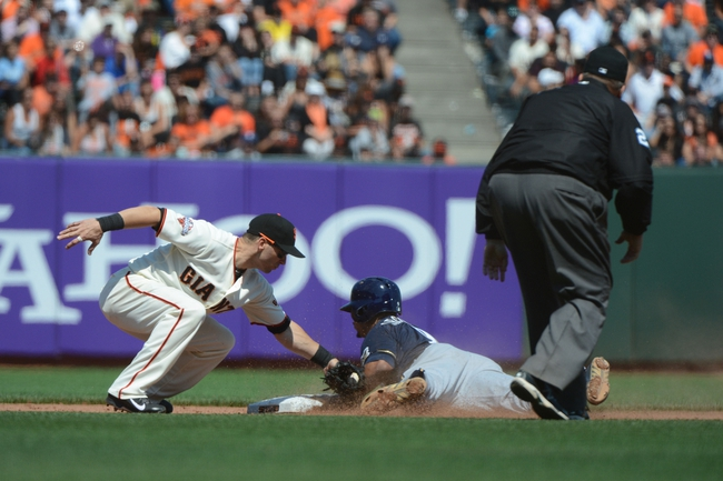 Milwaukee Brewers vs. San Francisco Giants MLB Pick, Odds, Prediction - 8/5/14