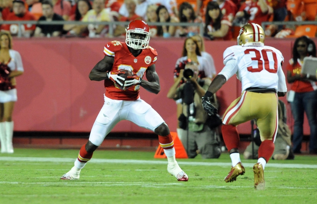 SF 49ers vs. KC Chiefs 10/5/14 NFL Pick, Odds, and Prediction