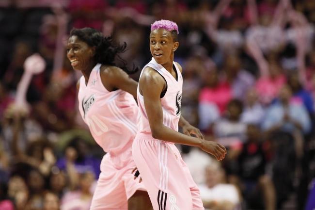 Tulsa Shock vs. San Antonio Stars WNBA Pick, Odds, Prediction - 5/28/14