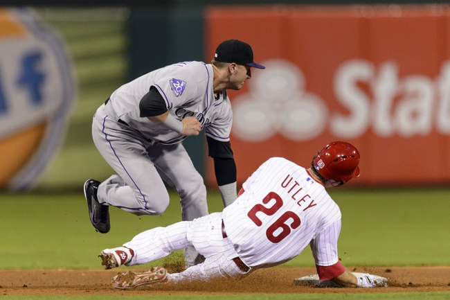 Colorado Rockies vs. Philadelphia Phillies MLB Pick, Odds, Prediction 4/18/14