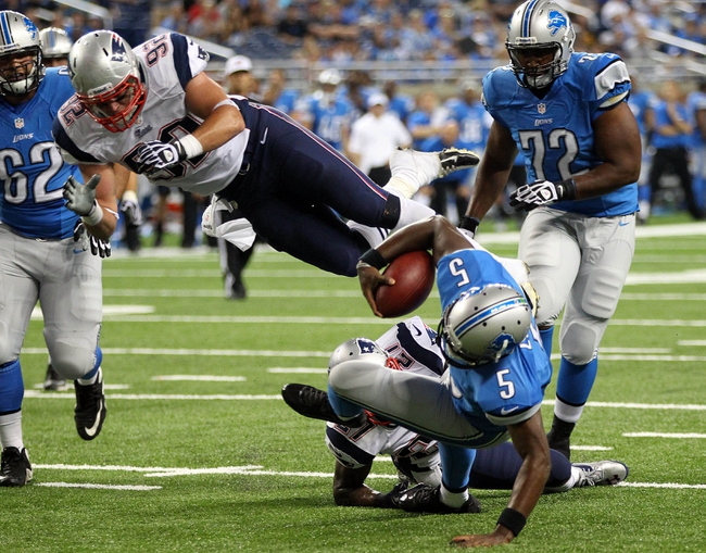 Patriots vs. Lions - 11/23/14 NFL Pick, Odds, and Prediction