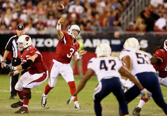Fantasy Football 2014: Chargers at Cardinals 9/8/14 Week 1 Preview