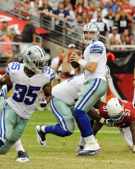 Dallas Cowboys vs. Arizona Cardinals - 11/2/14 NFL Pick, Odds, and Prediction
