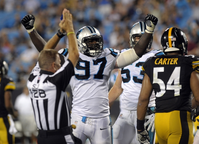 Pittsburgh Steelers vs. Carolina Panthers - 8/28/14 NFL Pick and Odds