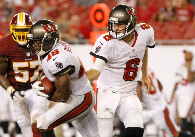 Tampa Bay Buccaneers vs. Washington Redskins Pick-Odds-Prediction - 8/28/14
