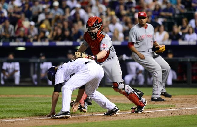 Cincinnati Reds vs. Colorado Rockies MLB Pick, Odds, Prediction 5/9/14