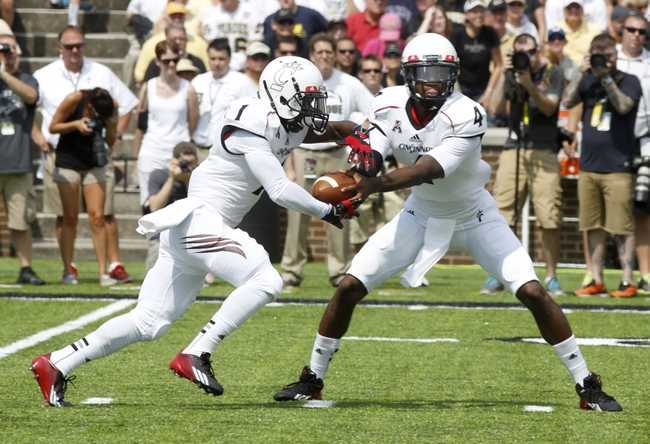 Tulane Green Wave vs. Cincinnati Bearcats - 10/31/14 College Football Pick, Odds, and Prediction