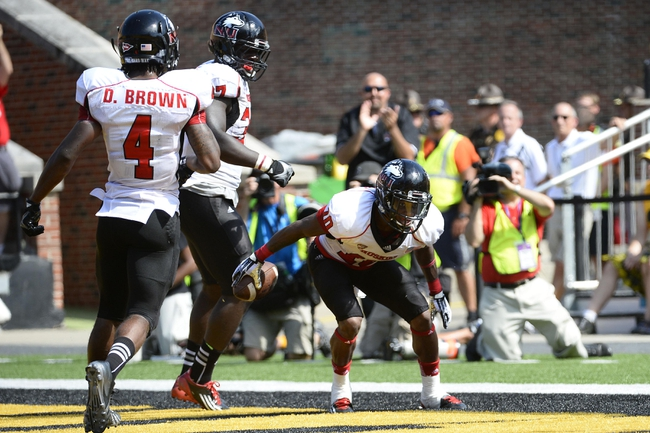 College Football Preview: The 2015 Northern Illinois Huskies