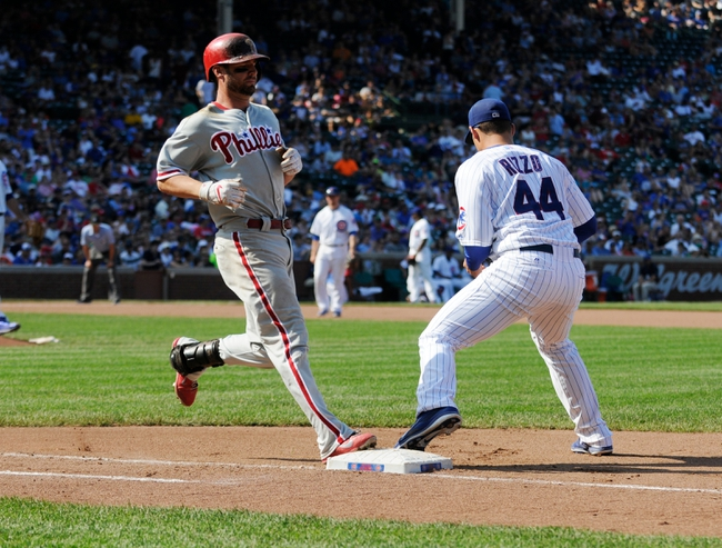 Chicago Cubs vs. Philadelphia Phillies Pick-Odds-Prediction - 4/4/14