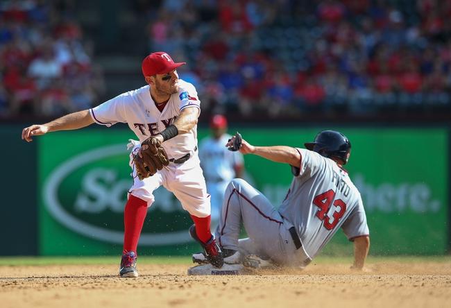 Minnesota Twins vs. Texas Rangers MLB Pick, Odds, Prediction 5/26/14