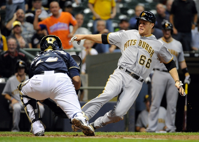 Milwaukee Brewers vs. Pittsburgh Pirates Pick, Odds, Prediction 4/11/14
