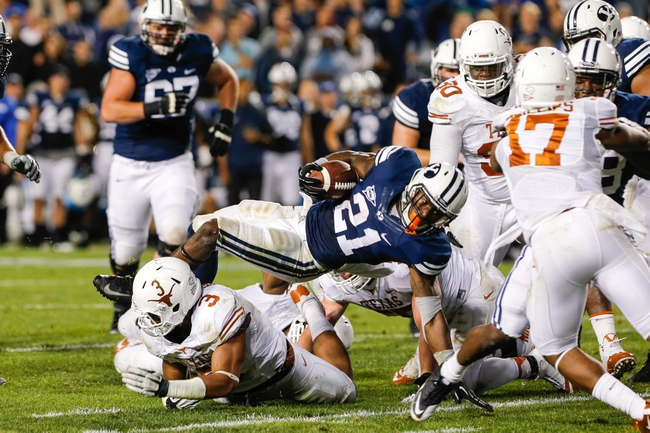 Texas Longhorns vs. BYU Cougars CFB Pick, Odds, Prediction - 9/6/14
