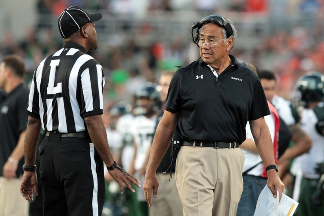 College Football Preview: The 2014 Hawaii Warriors