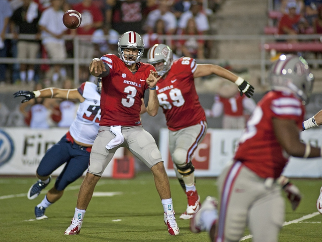College Football Preview: The 2014 UNLV Rebels