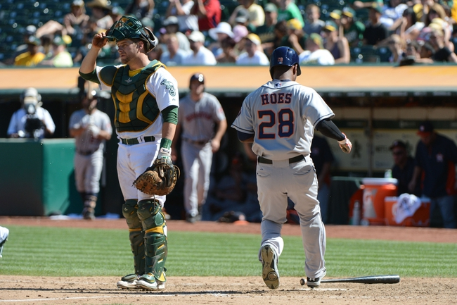 Oakland Athletics vs. Houston Astros MLB Pick, Odds, Prediction 4/18/14