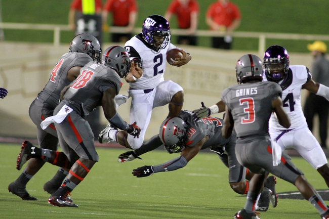 TCU vs. Texas Tech - 10/25/14 CFB Pick, Odds, Prediction
