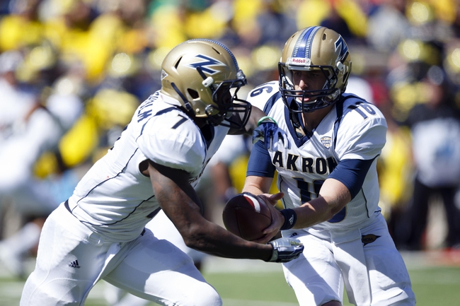 College Football Preview: The 2014 Akron Zips