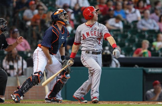 Houston Astros vs. Los Angeles Angels - 4/4/14
