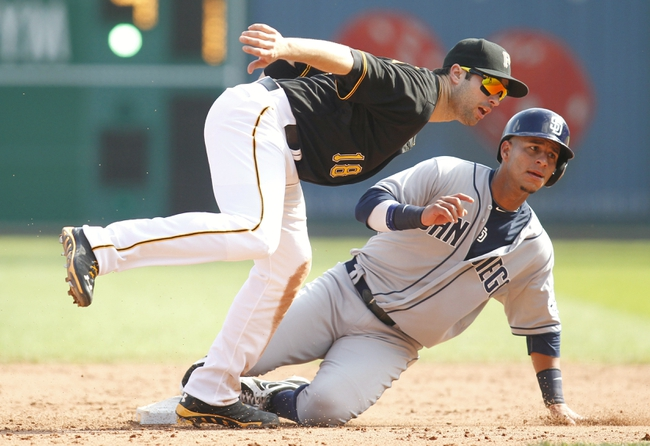 San Diego Padres vs. Pittsburgh Pirates Pick-Odds-Prediction - 6/4/14