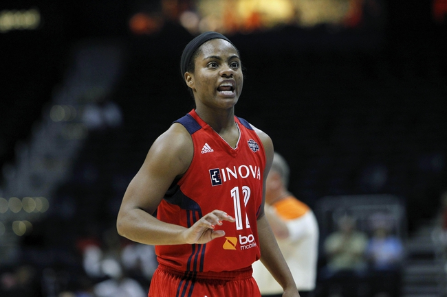 Seattle Storm vs. Washington Mystics - 7/29/15 WNBA Pick, Odds, and Prediction